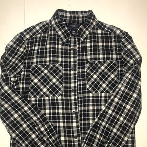 Polo Ralph Lauren Boys flannel
